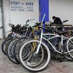 Itt is lehet tölteni Budapesten az elektromos bicikliket