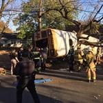 Legalább hat kisgyerek meghalt egy buszbalesetben Amerikában