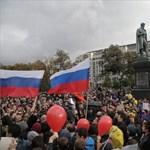 """Navalnijnak már """"csak"""" a választási bizottság állja útját, hogy megmérkőzzön Putyinnal"""