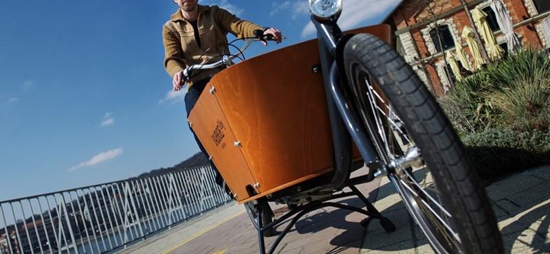 A dugódíjra és a béna bringás gyerekülésére is itt az orvosság