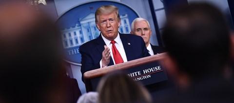Trump: Nem szükséges, hogy az Egyesült Államok minden lakóján elvégezzék a tesztet