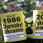 Csernobilhoz a japánok szerint nem mérhető a fukusimai eset