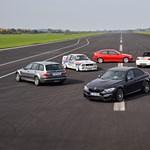 30 éves a BMW M3, volt egy-két csodabogár köztük