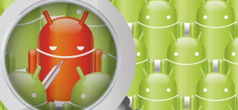 Vett mostanában olcsó androidos telefont? Lehet, hogy az öné is vírusos