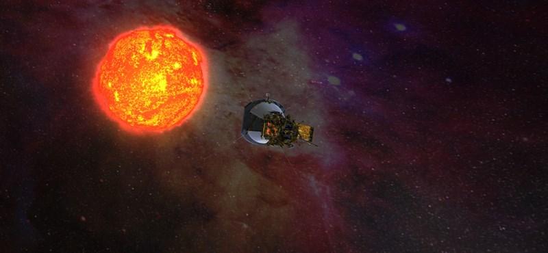 Ilyet ember még nem csinált: autó méretű űrszondát küld a Naphoz nagyon közel a NASA
