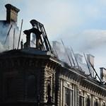Nem tudják, mitől égett az Andrássy úti palota