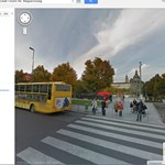 Elindult a magyar Google Street View