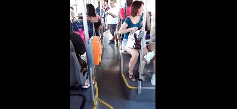 """The bus driver who received a policeman for a drink-drinking girl was arrested """"width ="""" 800 """"height ="""" 370"""