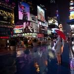 Az Irén vad széllel lecsapott New Yorkra