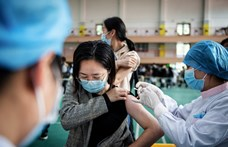 Kína túl van az egymilliárd oltáson