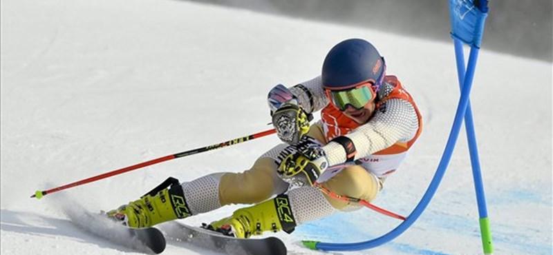 Súlyosan megsérült egy magyar olimpikon