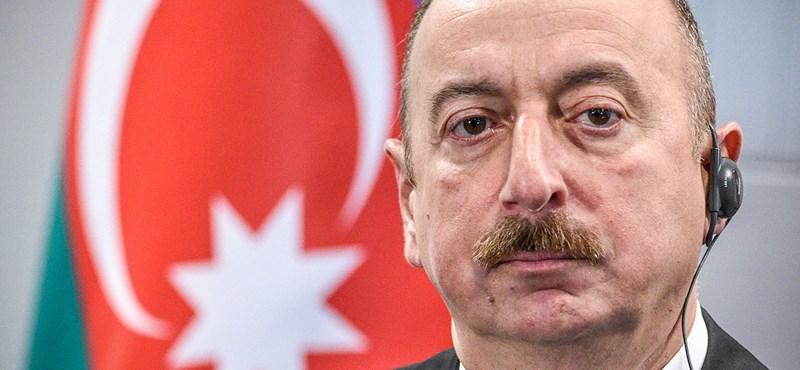 Az azeri elnök kegyelemben részesített aktivistákat és ellenzékieket