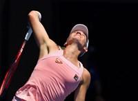 Babos kiesett a nyolcaddöntőben az isztambuli tenisztornán