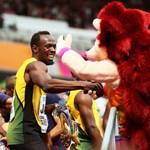 Ma búcsúzik a világversenyektől Usain Bolt