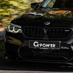 Videó: itt a bizonyíték, hogy ez az új BMW M5 tényleg 800+ lóerős