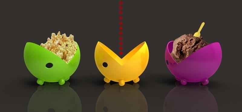 Izgalmas designtál: Pac-Man mindörökké