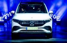 Elindult az első kecskeméti elektromos Mercedes gyártása