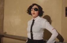 Itt egy új Madonna-dal