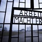 Belevéste a nevét a náci haláltábor egyik barakkjába, felfüggesztett börtönt kapott