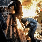 Elszabadult a pokol Kijevben – Nagyítás-fotógaléria