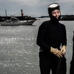 Nagymama lemerül, a legendás japán gyöngyhalásznőkkel együtt a szakma is kihal