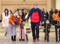 Koronavírus: már kilenc áldozata van a kínai járványnak