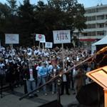 Nem adja az elnökséget a szegedi egyetem veterán HÖK-vezére
