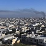 Legalább 8 civil meghalt egy orosz légicsapásban Szíriában