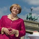 Merkel tényleg nem tud a farkával gondolkodni
