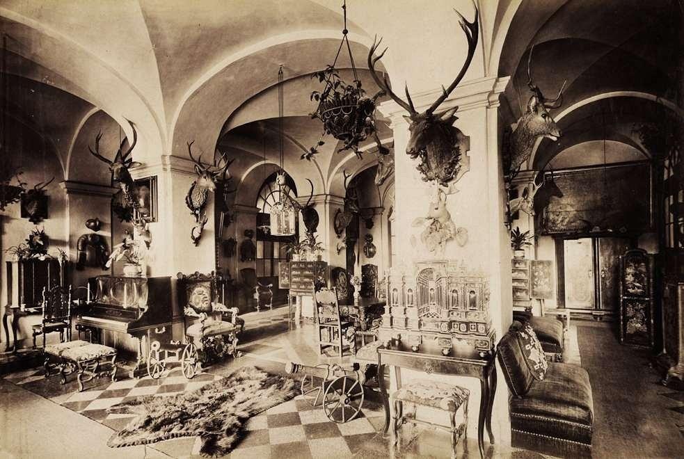 Gyönyörű kastélyok a századfordulóból