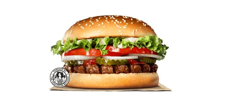 A Burger King arra kéri az embereket, hogy rendeljenek a Mekitől
