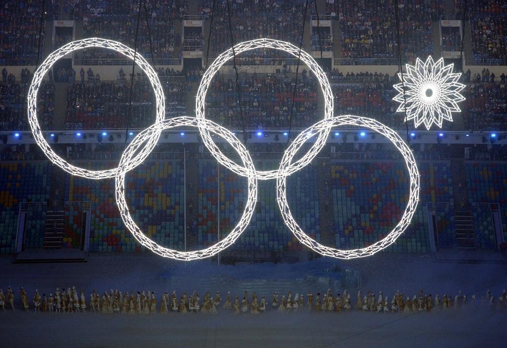 afp. szocsi téli olimpia 2014 2014.02.07