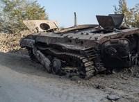 Most az amerikaiak értek el azeri-örmény tűzszünetet Karabahban