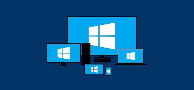 Veszélyes fegyver az ingyen Windows, a PC gyártók kifejezetten rosszul jártak vele