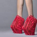 Mi az ott, a lábadon – egy nyomtatott cipő?