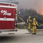 Már 20 ház leégett a pusztító kaliforniai tűzvészben
