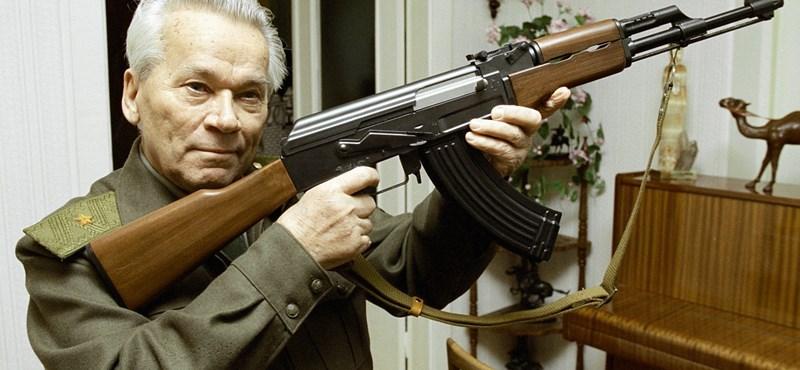 Az örök Kalasnyikov: katonák, gerillák, terroristák kedvence