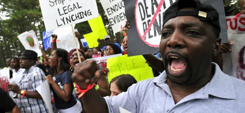 Újabb államban törlik el a halálbüntetést Amerikában