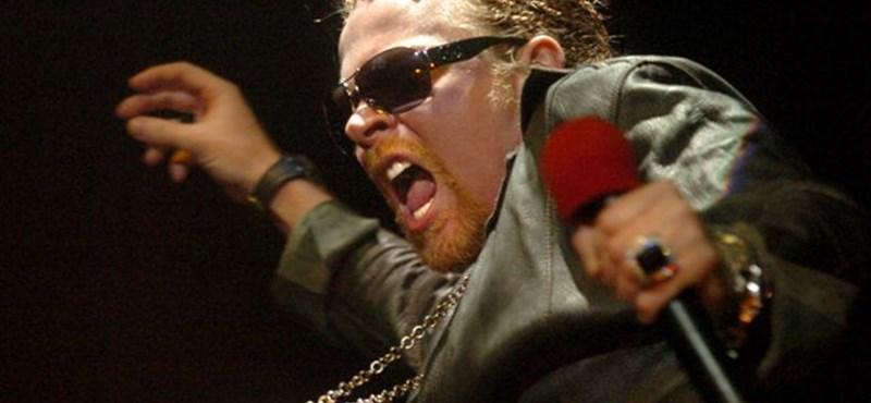 Kibékült a Guns N' Roses két oszlopa