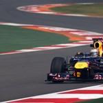 Vettel verhetetlen lesz Indiában is?