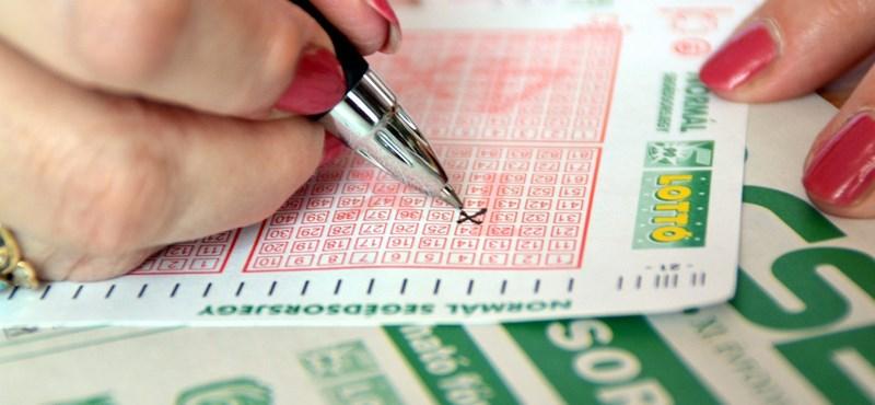 Kihúzták az ötös lottó számait, egymilliárd forint a tét