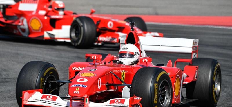 Már az sem vehet Ferrari F1-es hibrid versenyautót, akinek lenne rá pénze