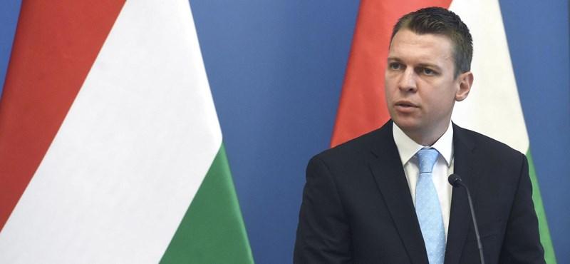 Fidesz-tag lett Menczer Tamás