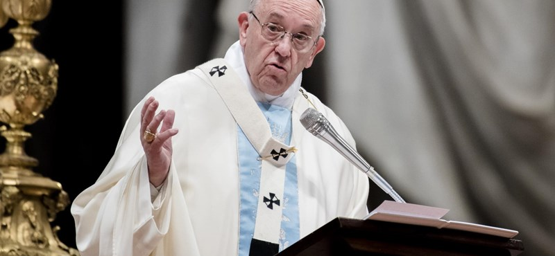 A pápa tovább üldözi a pedofil papokat