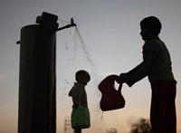 Indiában külön minisztériumot hoztak létre a vízhiány kezelésére