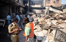 23 ember halt meg egy üzemi balesetben Szudánban