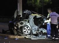 Ketten meghaltak egy közlekedési balesetben Budapesten