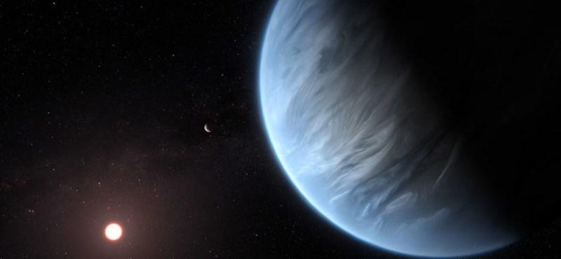 """Van egy bolygó a """"közelben"""", ahol néha eső esik, majdnem úgy, ahogy a Földön"""