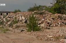 Öt éve nem sikerült kármentesíteni az Illatos úti telepet