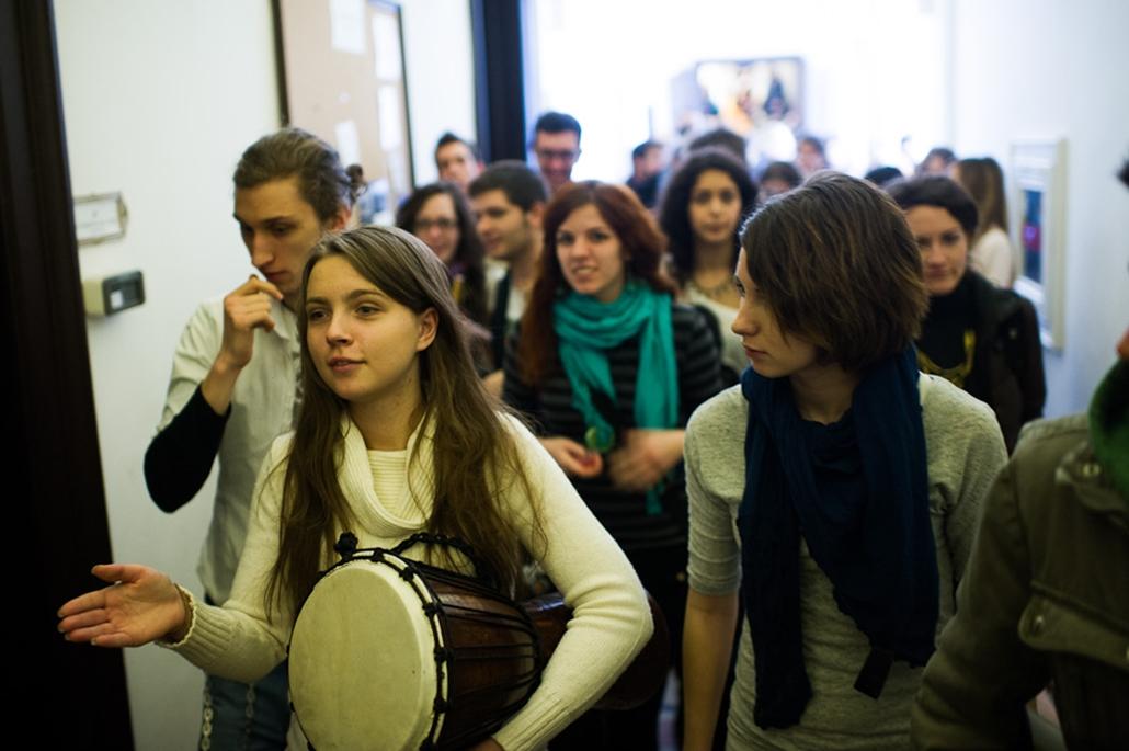 Egyetemfoglalás, HaHa, Elte, oktatás, tüntetés